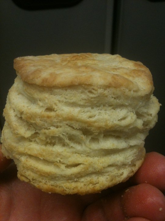 Angel flake biscuits will be among the delicacies served